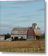 The Farm II Metal Print