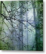 The Forest Cathedral Metal Print