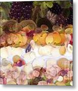 The Fruit Metal Print