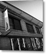 The Fruitmarket Gallery Edinburgh Scotland Uk United Kingdom Metal Print