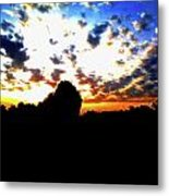 The Gift Of A New Day Metal Print