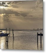 The Golden Hour II Metal Print