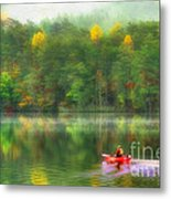 The Good Life Metal Print by Darren Fisher