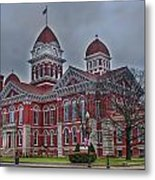 The Grand Old Lady Metal Print