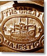 The Great Majestic Metal Print