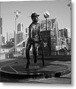 The Great One Metal Print by Deso Nellski