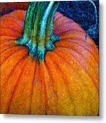 The Great Pumpkin Metal Print by Glenna McRae