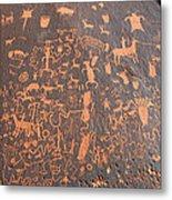 The Great Rock 1880 Metal Print