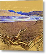 The Great Sand Dunes Metal Print