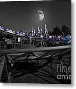 The Great Space Coaster Metal Print