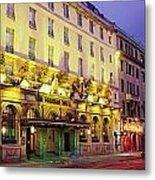The Gresham Hotel Dublin, Oconnell Metal Print