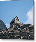 The Guardhouse Metal Print