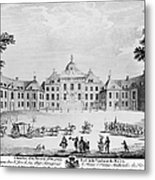 The Hague: Huis Ten Bosch Metal Print