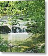The Harpeth Brentwood Tennessee Metal Print