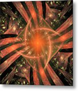 The Heart Of It All Metal Print