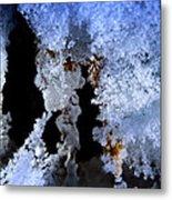 The Ice Cave Metal Print