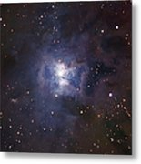 The Iris Nebula Metal Print