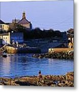 The James Joyce Tower, Sandycove, Co Metal Print