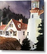 The Keeper Metal Print by Don F  Bradford