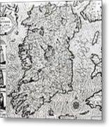 The Kingdom Of Ireland Metal Print