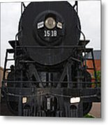 The Last Iron Horse Loc 1518 In Paducah Ky Metal Print