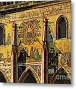 The Last Judgment - St Vitus Cathedral Prague Metal Print