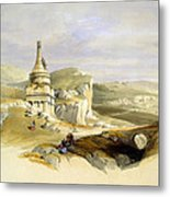 The Legendary Tomb Of David Son Metal Print
