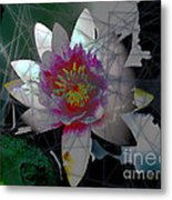 The Light From Within Metal Print by Cheri Doyle
