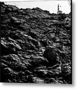 The Lighthouse1 Metal Print
