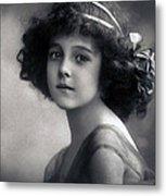 The Litte Angel 1911 Metal Print