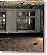The Lone Toy Metal Print