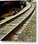 The Long Way Home Metal Print by Karen Wiles