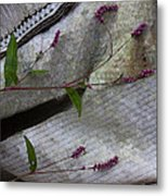 The Lost Notes Metal Print