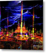 The Lost World Metal Print