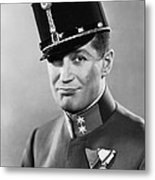 The Love Parade, Maurice Chevalier, 1929 Metal Print by Everett