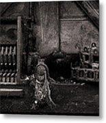 The Machine Metal Print by Tim Nichols