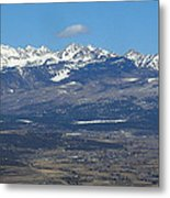 The Mancos Valley Metal Print