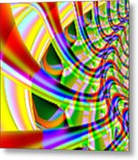 The Marching Band . Vertical . S14 Metal Print