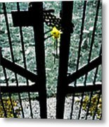 The Memorial Gates Metal Print