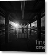 The Middle Metal Print