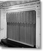 The Missouri Theater Building, View Metal Print