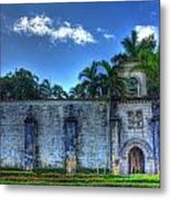 The Monastery Metal Print by Armando Perez