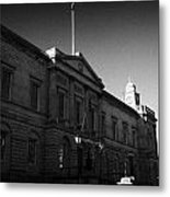 The National Archives Of Scotland General Register House Edinburgh Scotland Uk United Kingdom Metal Print