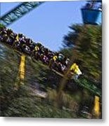The Need For Speed Metal Print