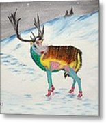 The New Rudolph Metal Print