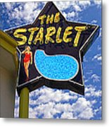 The New Starlet Metal Print by Ron Regalado