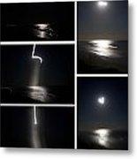 The Night The Moon Fell Metal Print