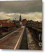 The Old Bridge At Berwick Metal Print