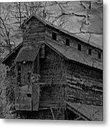The Old Douglassville Hotel Metal Print