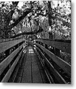 The Old Hillsborough Bridge Metal Print